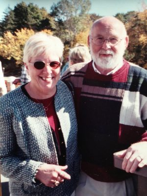 Jim and Ann Swain