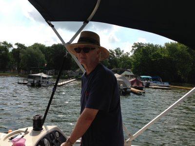 Bill Tuttle captains