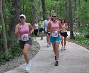 Run Clark Lake 2010