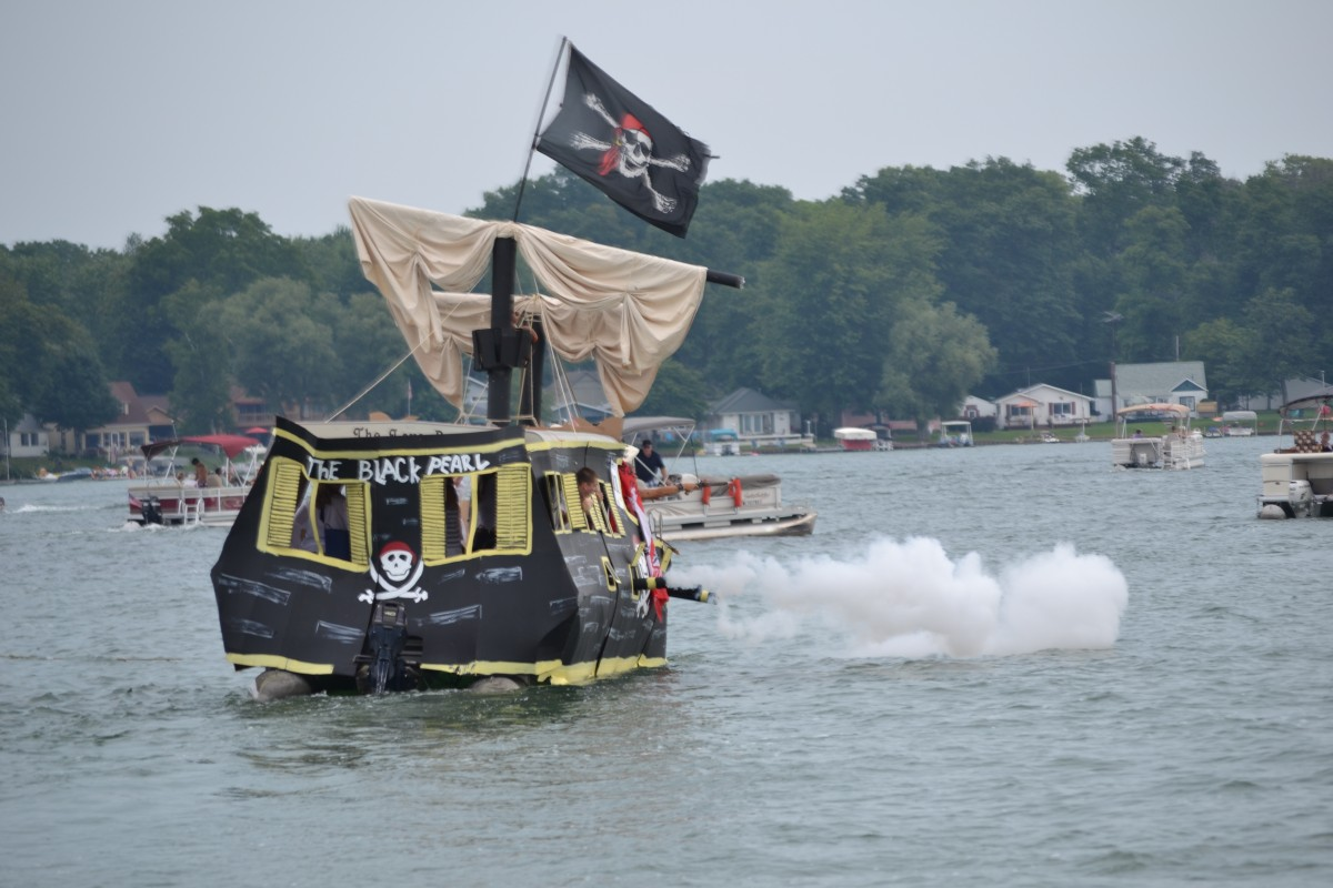 One of the Raft-O-Rama entries