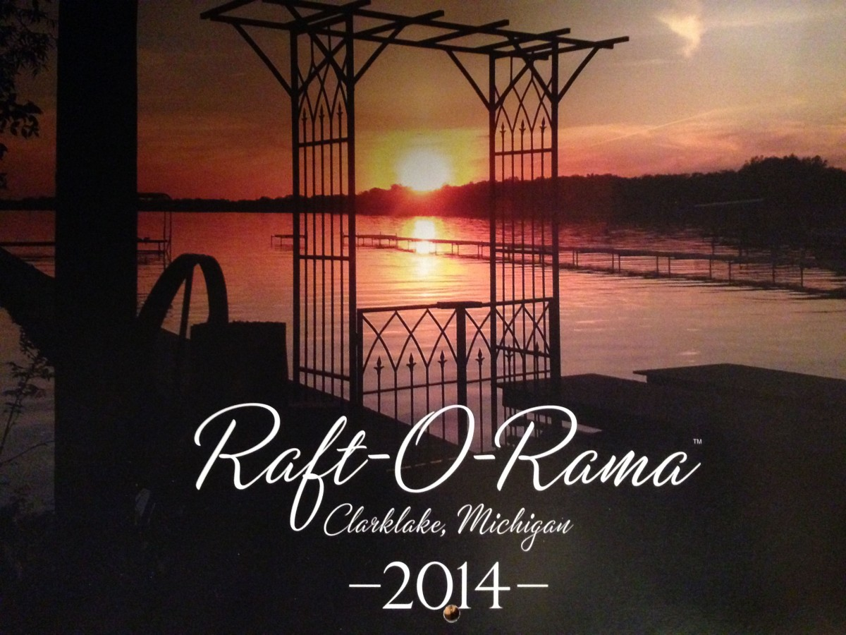The Raft-O-Rama Calendar now available at Doyles.