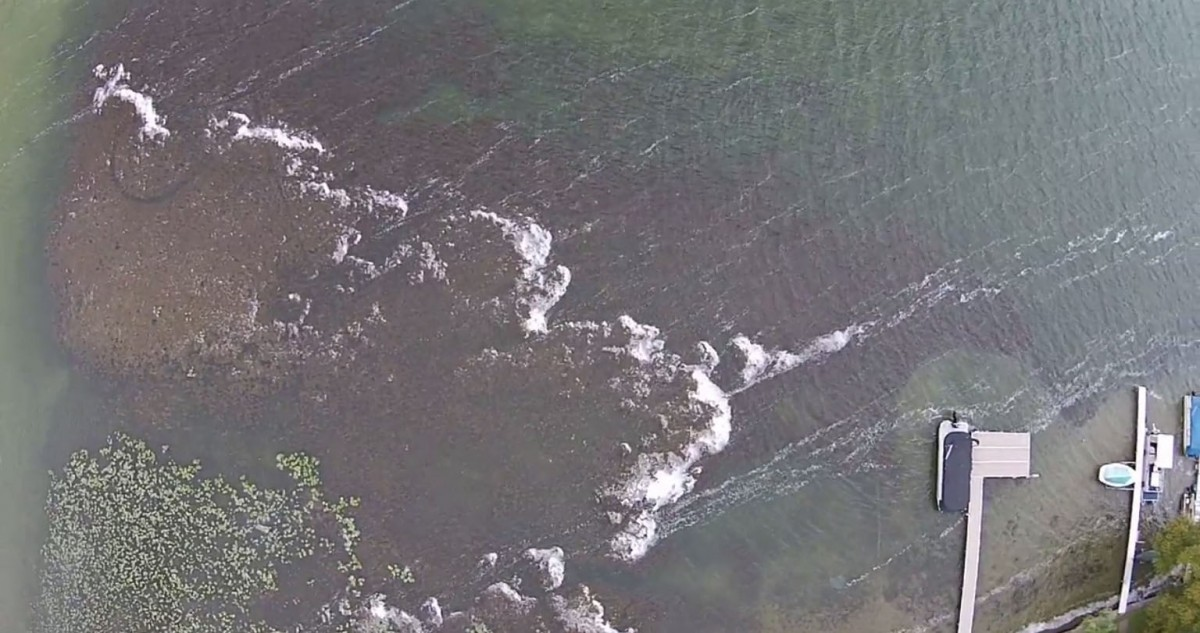 drone fall 2014