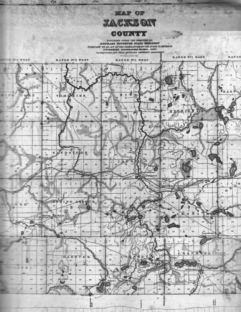 JACKSON CO MAP, C