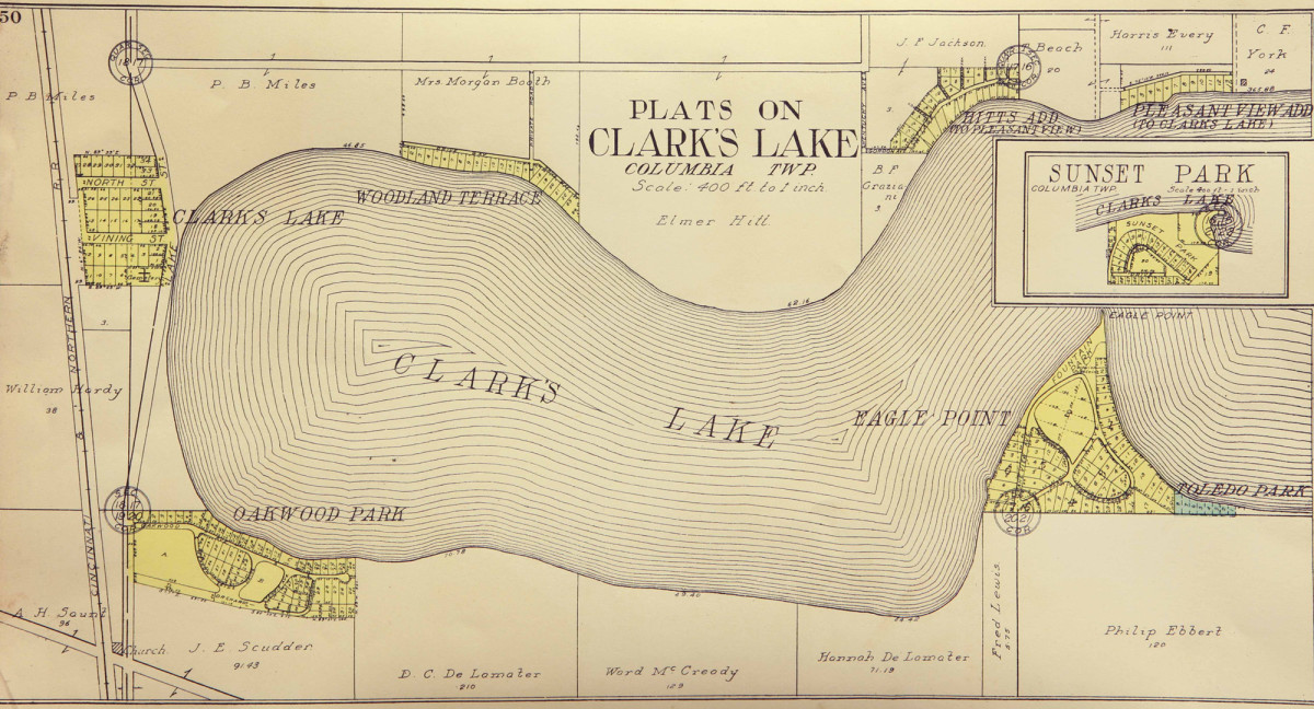 Col Twp Clarks Lake