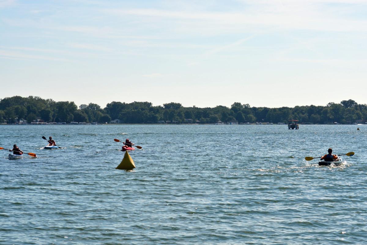 kids kayak 1