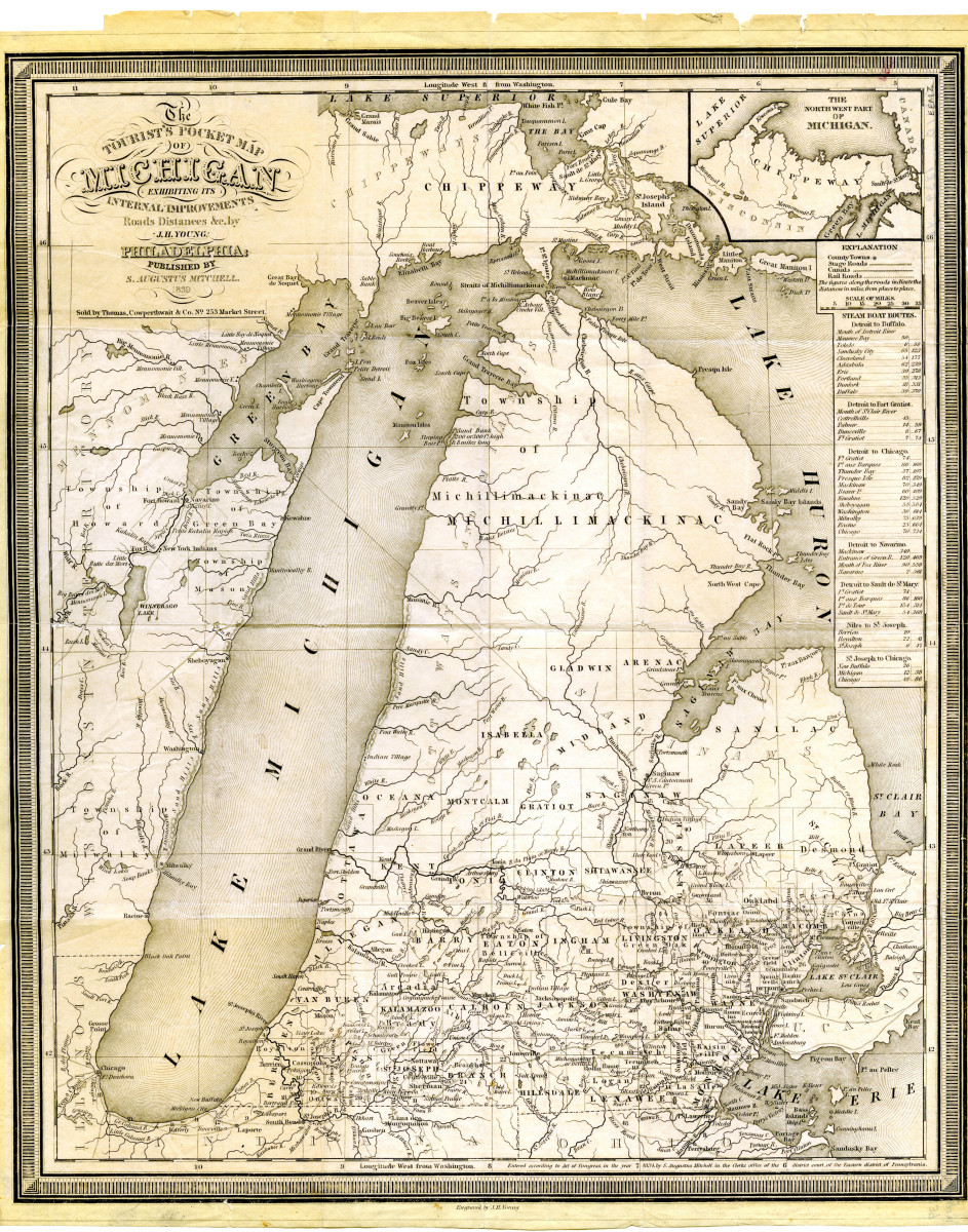 Michigan 1839