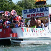Clark Lake Olympics #3