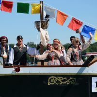 Gaspirilla Pirate Fest #1