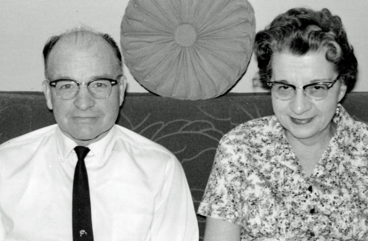George and Alice Bunker