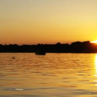 AS sunset loon 2016 06-15
